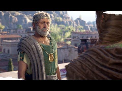 ASSASSIN'S CREED ODYSSEY #21 - Chegamos a Atenas! (Gameplay em Português PT-BR)