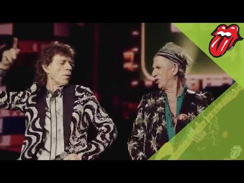 The Rolling Stones ZIP CODE tour of North America