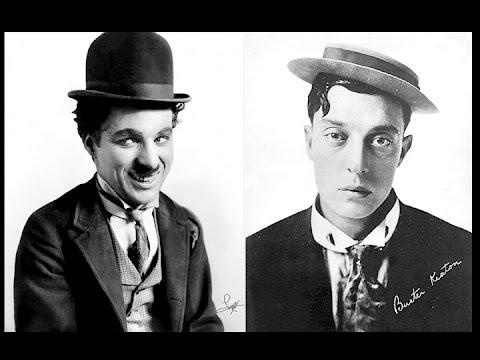 Filler, Buster Keaton, Harold Lloyd, Charlie Chaplin