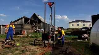 Бурение скважин на воду в Красноармейске(, 2014-10-15T11:18:16.000Z)
