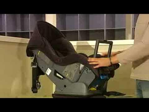 Baby Car Seat Safe N Sound Youtube