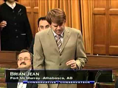 Brian Jean Defends Fort McMurray and the Oilsands