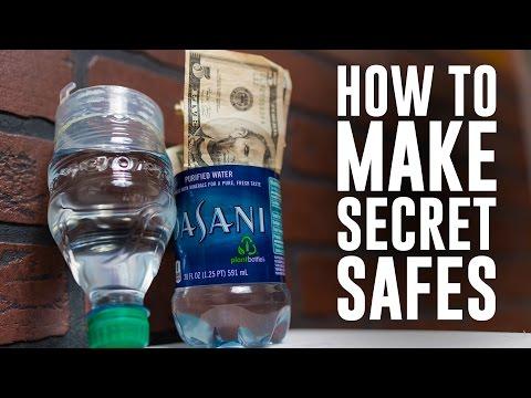 How To Make 6 Secret Hiding Spots
