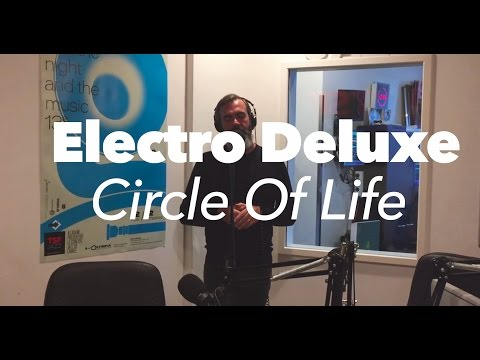 "Electro Deluxe ""Circle of Life"" en Session live TSFJAZZ"