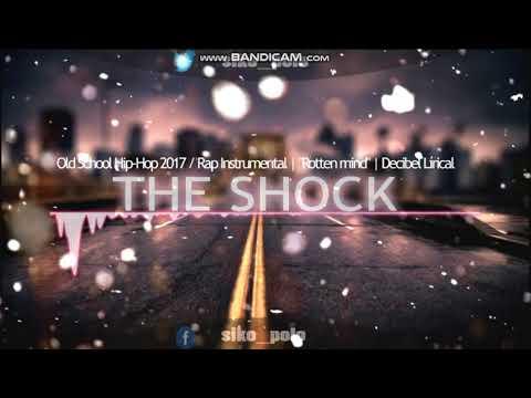 "Old School Hip-Hop 2017 / Rap Instrumental | ""Rotten Mind"" | Decibel Lírica RS_siko Polo"