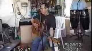 The Intruders in USA 2002 Indo Rock Festival Ontario CA.