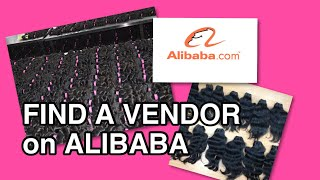Find Hair Vendor on ALIBABA (DETAILED)