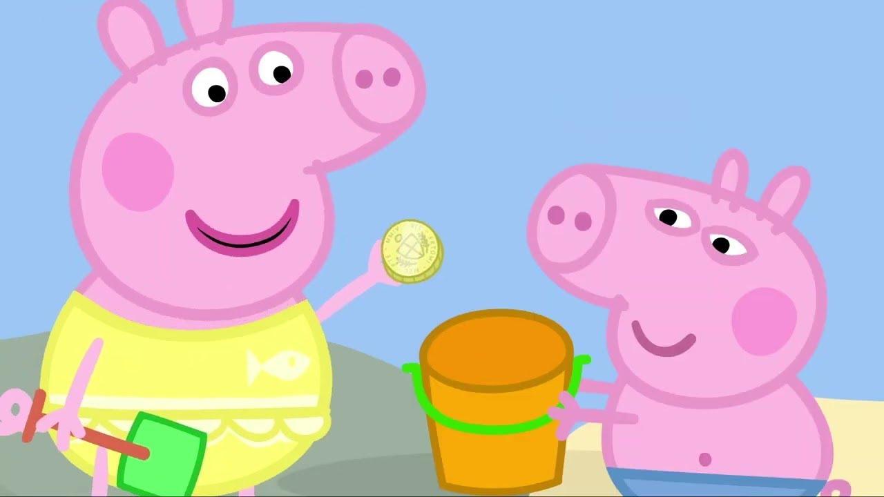 Peppa Pig | Spor Günü |  Programının en iyi bölümleri | Çocuklar için Çizgi Filmler