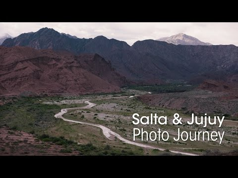 Salta and Jujuy - Photo and Video Journey