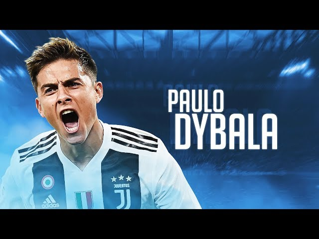 Paulo Dybala - Goal Show 2018/19 - Best Goals for Juventus