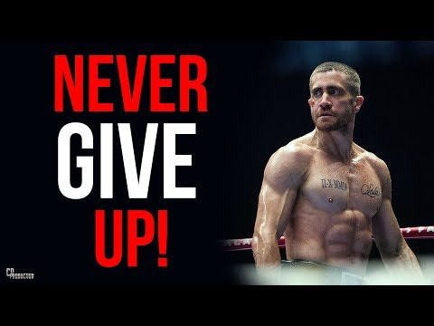 NEVER GIVE UP HOPE – Best Boxing Motivational Video 2017 for Life & Studying (Will Smith)