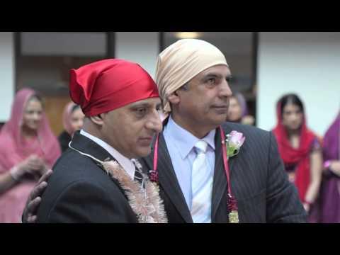 Amarjeet & Ravneet - Cinematic Wedding...