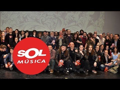 Premios Amas 2014 (No Para) - Sol Música