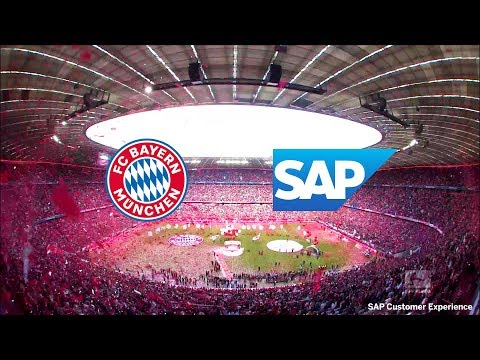 FC Bayern Munich: Engages with Soccer Fans With SAP Customer