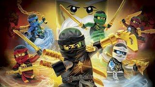 ОБЗОР ЛЕГО НИНДЗЯГО - The LEGO Ninjago Movie Video Game