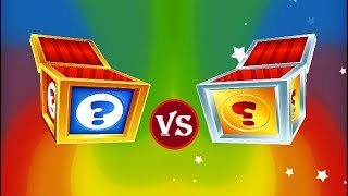 Subway Surfers: Mystery Boxes VS Super Mystery Boxes (Buddy VS Elf Tricky)