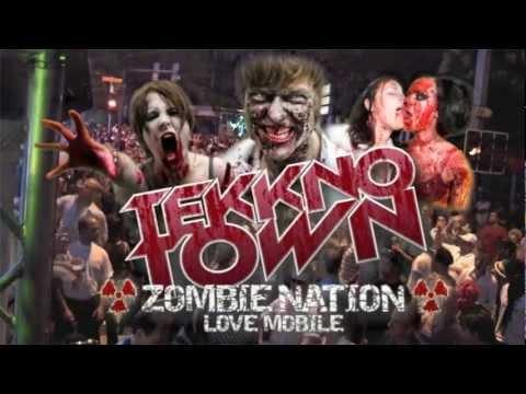 TEKKNO TOWN ☢ ZOMBIE NATION ☢ LOVE MOBILE ☢ STREETPARADE ZÜRICH SA 11.08.2012 ☢ TRAILER