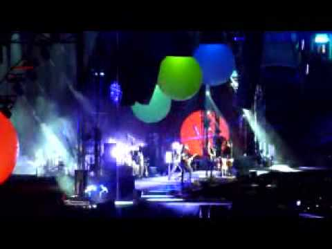 Coldplay  Lost feat JayZ Hampden Park Glasgow