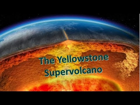 IS YELLOWSTONE GONNA BLOW ? SUPER VOLCANO!