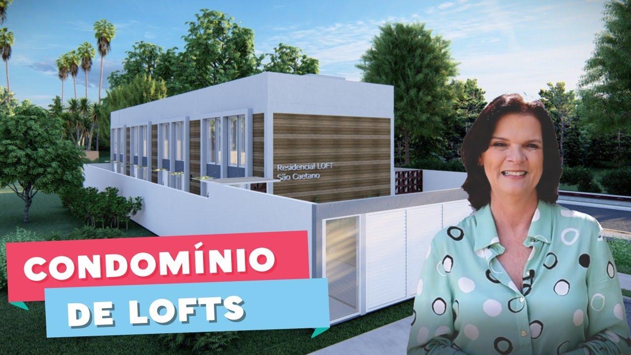 Condomínio de Lofts