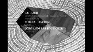 "BACH - Sonata N.3 in E Major BWV 1016 ""Adagio Ma Non Tanto"""