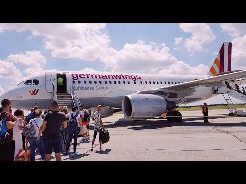 FLIGHTREPORT | GERMANWINGS Economy Class from Osijek (OSI) t