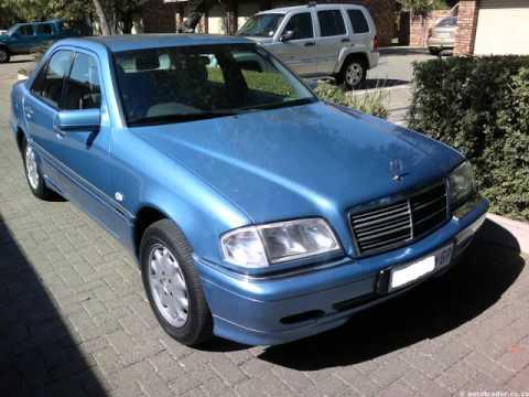 1999 mercedes benz c class c240 elegance automatic auto for Mercedes benz c class 1999 for sale