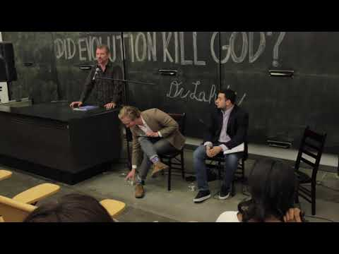 Did Evolution Kill God? - Dr. Lahti at Columbia University