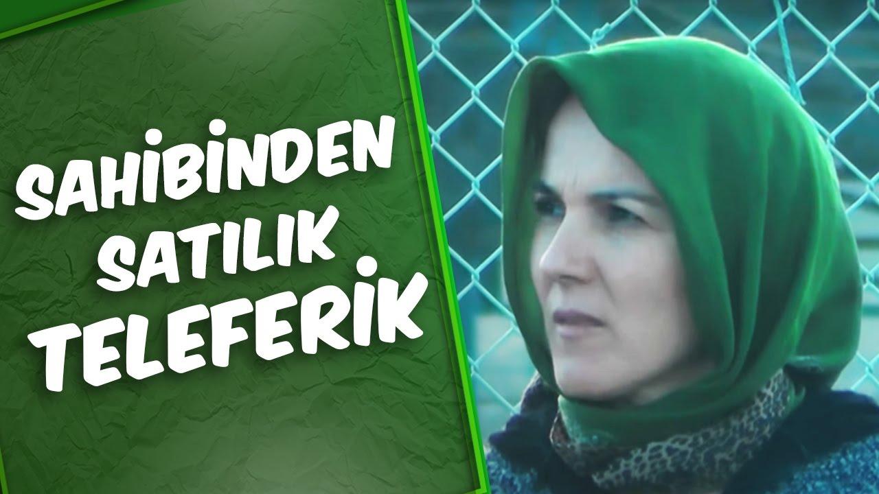 Mustafa Karadeniz - Beşikdüzü teleferiğini satıyor