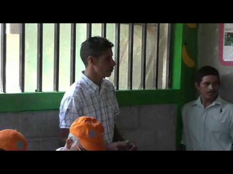 """""""Escuelas Vivas Sostenibles"""". Experiencia de Honduras - 2014"""