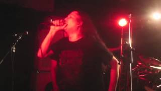 Abhorrence - Vulgar Necrolatry -live at Loose 30.5.2013