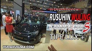 In Depth Review Rusuhin Wuling Confero S Lux + di GIIAS 2017