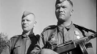 """док\ф """"Освобождение Украины"""" 1943- 1944г. А. Довженко, отечественная война"""
