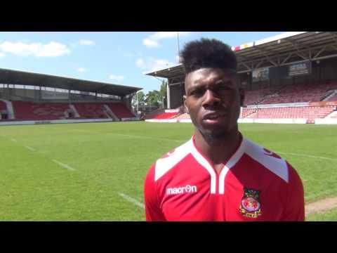 Khaellem Bailey-Nicholls on joining the reds