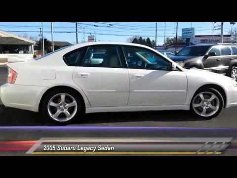 2005 Subaru Legacy Sedan Lancaster Pa 9323 Youtube