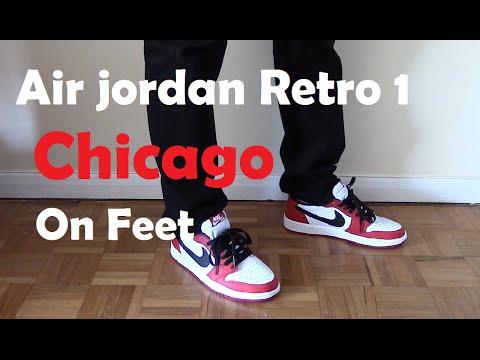 the best attitude 9efb3 cd006 Air Jordan Retro 1