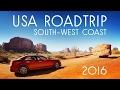 USA Roadtrip 2016 | South-West Coast | GoPro HERO 4