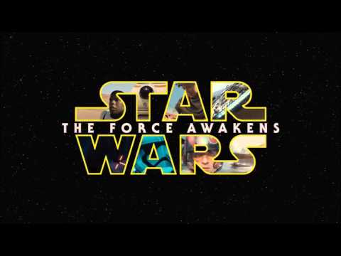 Star Wars : The Force Awakens OST-35 Rey Gets The Lightsaber/The Way of The Force