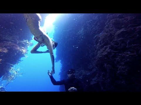 Panglao Island , Philippines ; Freediving 自由潛水 宿霧 Cebu 2017 (GoPro Hero 5)