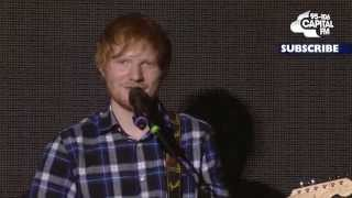 Ed Sheeran - Thinking Out Loud (Live at the Jingle Bell Ball)