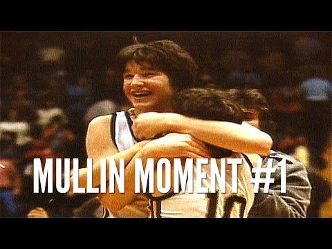 Mullin Moment #1: Committing to St. John
