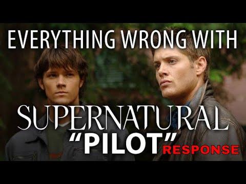 Everything Wrong With Cinemasins: Supernatural 'Pilot' (Response)