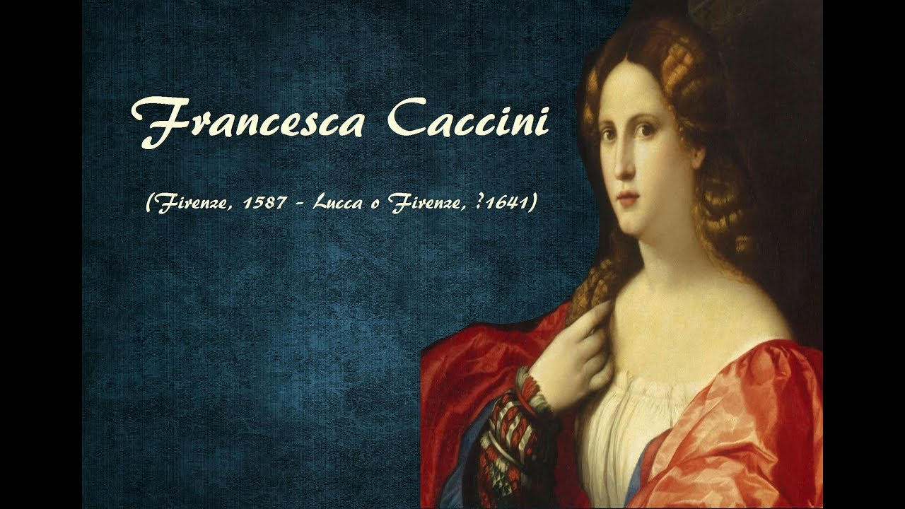Francesca Caccini Youtube