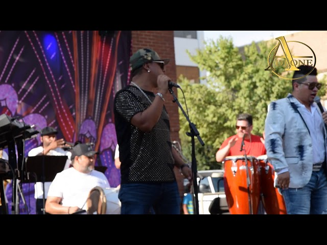 Chinito Catu en Hola Festival Knoxville 2019