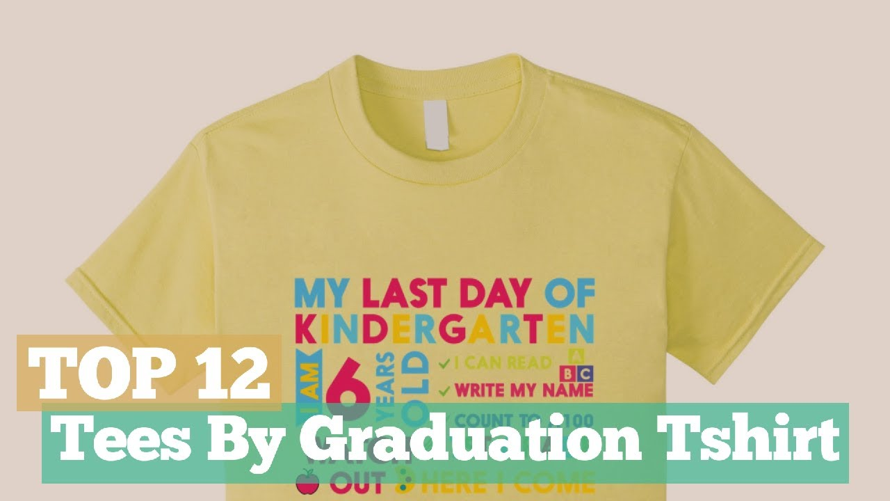 5a5094321 Top 12 Tees By Graduation Tshirt // Graphic T-Shirts Best Sellers ...