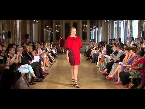 2012 IFA Paris Fashion School Graduation Show in Paris