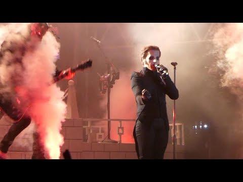 Ghost - Year Zero - live@ Dynamo Metalfest Eindhoven, the Netherlands, 14 July 2018