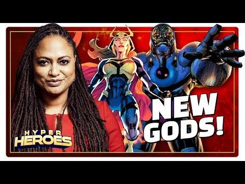 Ava DuVernay will direct DC's New Gods! - Hyper Heroes