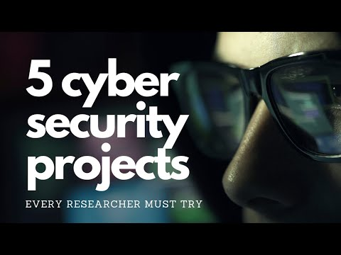 5 Cyber Security Projects every Researcher must try in 2020