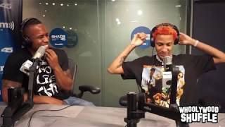 Comethazine Talks Rick Rubin Relationship, Facetimes 50 Cent and More with DJ Whoo Kid